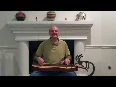Mist Covered Mountain - Mark Gilston on mountain dulcimer