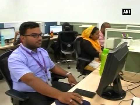 A youth from Kerala establish