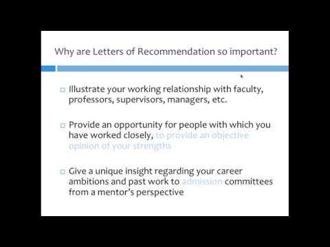 My Health Career Navigator: Mastering The Graduate School Application