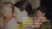 Rishikesh Yoga Retreats