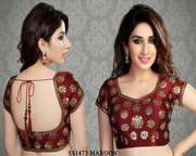 Designer Blouses Online | Upto 70% Off on Blouses