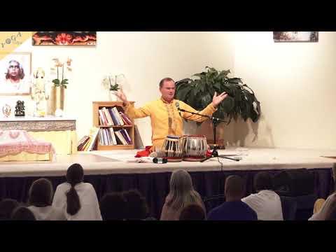 6 Yogawege und Erleuchtung - Vortrag von Sukadev