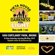 Darkness Into Light (NYC ... and Worldwide)