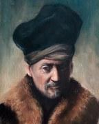 Rembrandt ish ?