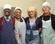 League of Meals - Fundraising Supper Club