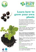 GROW YOUR OWN PLANTS.