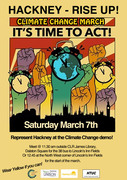 Rise up! Time to Act on climate change!