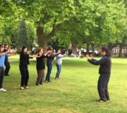 Free Tai Chi in London Fields