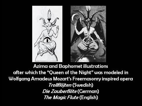 Mozart's Masonic Magic Flute