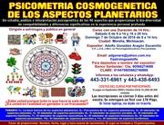 CURSO DE PSICOMETRICA DE LOS ASPECTOS PLANETARIOS