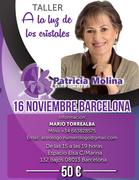 Bajo la Luz de los Cristales 16/11/2018 Barcelona