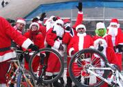 Santa Cycle Rampage 2018