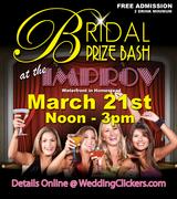 Bridal Prize Bash @ Improv Waterfront