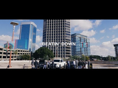 Tall J - Beatin' Down (Official Music Video)