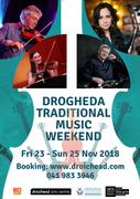 Drogheda Traditional Music Weekend