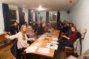 Greenpeace Shoreditch December Meeting