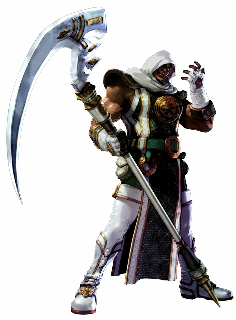 Black Character of the Day: Zasalamel: Soul Calibur - Forums