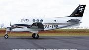 PRSND - PR-SND - Beechcraft C90GTi King Air