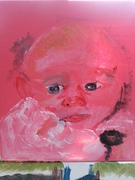 """Portrait in Pink"""