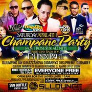 Sex-c Saturdays WMC Reunion Champane Party at SL Lounge