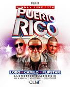 Official Puerto Rican Day Parade After Party DJ Camilo Live At Cliff Nightclub