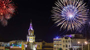 New Years CARTAGENA, COLOMBIA