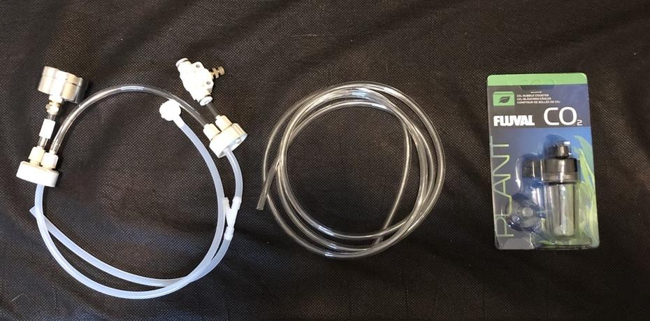 D.I.Y Pressurized Co2 Apparatus