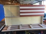 Falg gun cabinet
