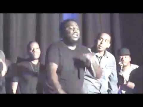 Rapper ISH KILLS THE MIC   HIP HOP
