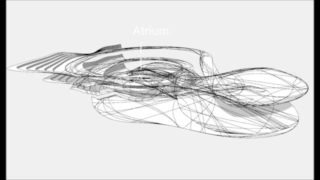 Pavilion User Flow Prediction