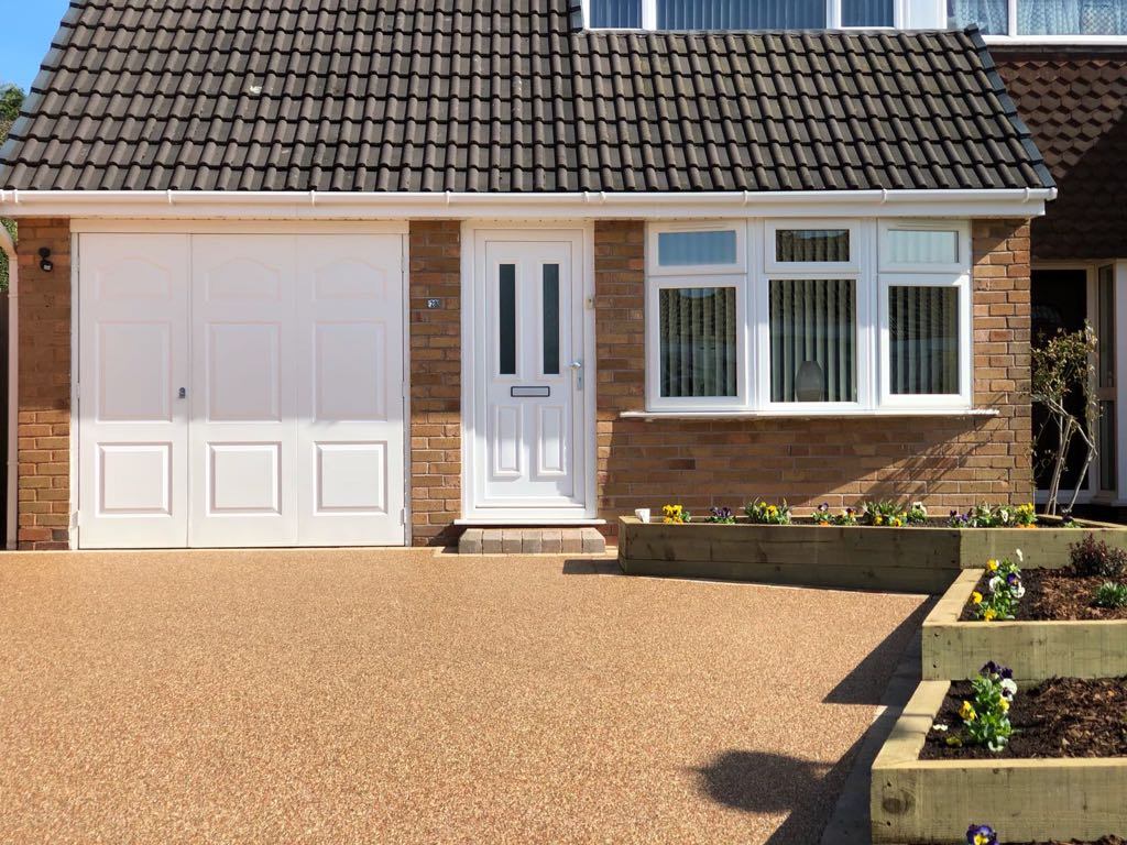 Lifetime Colour Guarantee For Resin Driveways