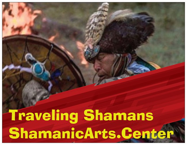 Friends of Traveling Shamans Logo