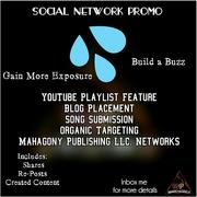 30 day Social Network Promo