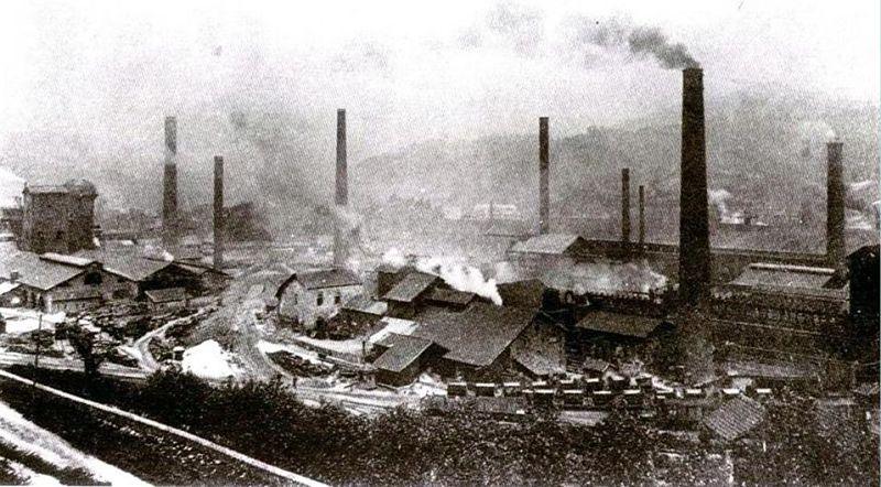 Historia de las ciudades a partir del surgimiento del capitalismo: Historia del Poder III
