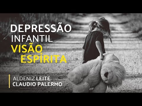 DEPRESSÃO INFANTIL - VISÃO ESPÍRITA | Jesus e o Logos