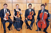 FREE EVENT: Friends Sunday Music Matinee: Con Brio String Quartet