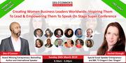 Meet Dragons Den Rachel Elnaugh - FREE Women in Business Conference