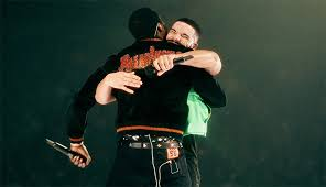 Rappers Drake and Meek Mill End Beef