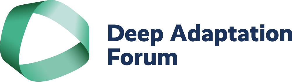 Deep Adaptation Forum Logo
