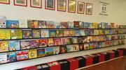 Children's £1 book shop - Tottenham Lane in good time for Christmad