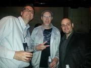 Master Burnett, Chris Russell, Ryan Leary