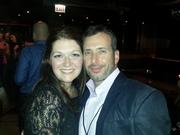 Sarah White and Craig Fisher