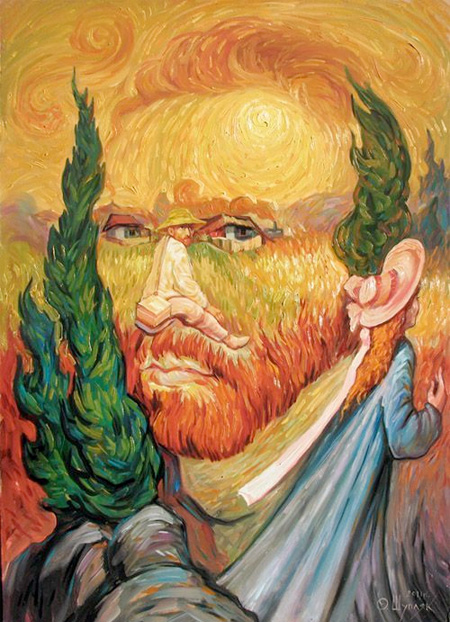 Van Gogh Self Portrait or Not