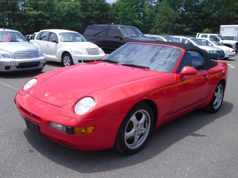 95 Porsche 968