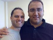 Tarek and Eyal