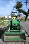 Bio Liberty Tractor