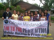 K-Mindanao officers and volunteers