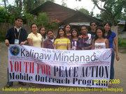 K-Mindanao officers and volunteers