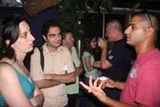 Peace Café - June 1, 2008