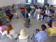Peace Café II - Beit Jalla - August 22, 2008